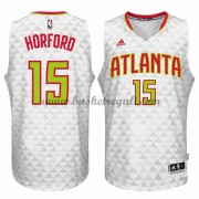 Maglie NBA Al Horford 15# Home 2015-16 Canotte Atlanta Hawks..