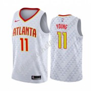 Maglie NBA Atlanta Hawks 2019-20 Trae Young 11# Association Edition Canotte Swingman..