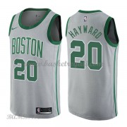 Canotte Basket Bambino Boston Celtics 2018 Gordon Hayward 20# City Edition..