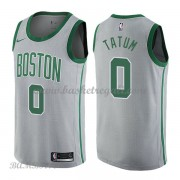 Canotte Basket Bambino Boston Celtics 2018 Jayson Tatum 0# City Edition..
