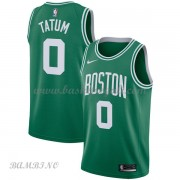 Canotte Basket Bambino Boston Celtics 2018 Jayson Tatum 0# Icon Edition..