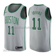 Canotte Basket Bambino Boston Celtics 2018 Kyrie Irving 11# City Edition..