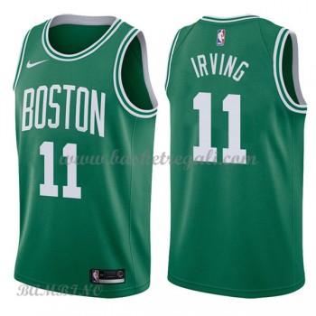 Canotte Basket Bambino Boston Celtics 2018 Kyrie Irving 11# Icon Edition
