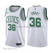 Canotte Basket Bambino Boston Celtics 2018 Marcus Smart 36# Association Edition..