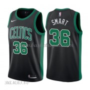 Canotte Basket Bambino Boston Celtics 2018 Marcus Smart 36# Statement Edition..