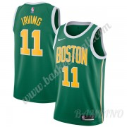 Canotte Basket Bambino Boston Celtics 2019-20 Kyrie Irving 11# Verde Earned Edition Swingman..