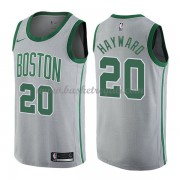 Maglie NBA Boston Celtics 2018 Canotte Gordon Hayward 20# City Edition..