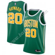 Maglie NBA Boston Celtics 2019-20 Gordon Hayward 20# Verde Earned Edition Canotte Swingman..