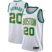 Maglie NBA Boston Celtics 2019-20 Gordon Hayward 20# Bianca City Edition Canotte Swingman..