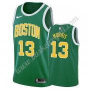 Maglie NBA Boston Celtics 2019-20 Marcus Morris 13# Verde Earned Edition Canotte Swingman..