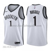 Canotte Basket Bambino Brooklyn Nets 2018 D'Angelo Russell 1# Association Edition..