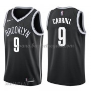 Canotte Basket Bambino Brooklyn Nets 2018 DeMarre Carroll 9# Icon Edition..