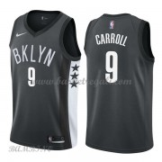 Canotte Basket Bambino Brooklyn Nets 2018 DeMarre Carroll 9# Statement Edition..