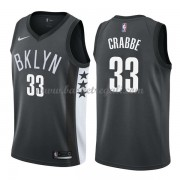 Maglie NBA Brooklyn Nets 2018 Canotte Allen Crabbe 33# Statement Edition..