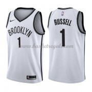 Maglie NBA Brooklyn Nets 2018 Canotte D'Angelo Russell 1# Association Edition..