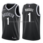 Maglie NBA Brooklyn Nets 2018 Canotte D'Angelo Russell 1# Icon Edition..