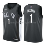 Maglie NBA Brooklyn Nets 2018 Canotte D'Angelo Russell 1# Statement Edition..
