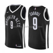 Maglie NBA Brooklyn Nets 2018 Canotte DeMarre Carroll 9# City Edition..