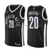 Maglie NBA Brooklyn Nets 2018 Canotte Timofey Mozgov 20# City Edition..