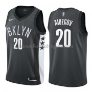Maglie NBA Brooklyn Nets 2018 Canotte Timofey Mozgov 20# Statement Edition..