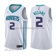 Canotte Basket Bambino Charlotte Hornets 2018 Marvin Williams 2# Association Edition..