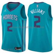 Canotte Basket Bambino Charlotte Hornets 2018 Marvin Williams 2# Icon Edition..