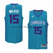 Maglie NBA Kemba Walker 15# Alternate 2015-16 Canotte Charlotte Hornets..