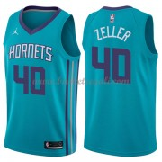 Maglie NBA Charlotte Hornets 2018 Canotte Cody Zeller 40# Icon Edition..