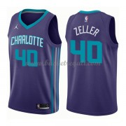 Maglie NBA Charlotte Hornets 2018 Canotte Cody Zeller 40# Statement Edition..