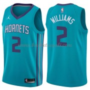 Maglie NBA Charlotte Hornets 2018 Canotte Marvin Williams 2# Icon Edition..