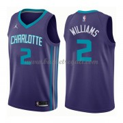 Maglie NBA Charlotte Hornets 2018 Canotte Marvin Williams 2# Statement Edition..
