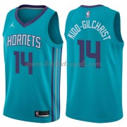 Maglie NBA Charlotte Hornets 2018 Canotte Michael Kidd-Gilchrist 14# Icon Edition..