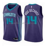 Maglie NBA Charlotte Hornets 2018 Canotte Michael Kidd-Gilchrist 14# Statement Edition..