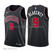 Canotte Basket Bambino Chicago Bulls 2018 Antonio Blakeney 9# Statement Edition..