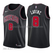 Canotte Basket Bambino Chicago Bulls 2018 Zach Lavine 8# Statement Edition..