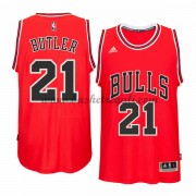Maglie Basket NBA Chicago Bulls Uomo 2015-16 Jimmy Butler 21# Road Swingman..