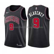 Maglie NBA Chicago Bulls 2018 Canotte Antonio Blakeney 9# Statement Edition..