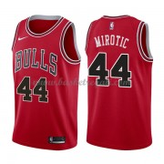 Maglie NBA Chicago Bulls 2018 Canotte Nikola Mirotic 44# Icon Edition..