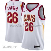 Canotte Basket Bambino Cleveland Cavaliers 2018 Kyle Korver 26# Association Edition..