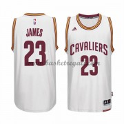 Maglie Basket NBA Cleveland Cavaliers Uomo 2015-16 LeBron James 23# Home Swingman..