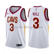 Maglie NBA Cleveland Cavaliers 2018 Canotte George Hill 3# Association Edition..