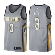 Maglie NBA Cleveland Cavaliers 2018 Canotte George Hill 3# City Edition..