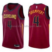 Maglie NBA Cleveland Cavaliers 2018 Canotte Iman Shumpert 4# Icon Edition..