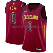 Maglie NBA Cleveland Cavaliers 2018 Canotte Kevin Love 0# Icon Edition..