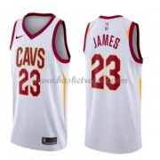 Maglie NBA Cleveland Cavaliers 2018 Canotte LeBron James 23# Association Edition..