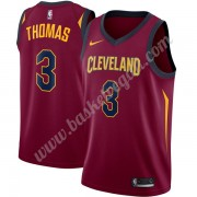 Maglie NBA Cleveland Cavaliers 2019-20 Isaiah Thomas 3# Vino Icon Edition Canotte Swingman..