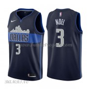Canotte Basket Bambino Dallas Mavericks 2018 Nerlens Noel 3# Statement Edition..