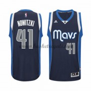 Maglie NBA Dirk Nowitzki 41# Alternate 2015-16 Canotte Dallas Mavericks..