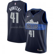 Maglie NBA Dallas Mavericks 2018 Canotte Dirk Nowitzki 41# Statement Edition..