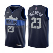 Maglie NBA Dallas Mavericks 2018 Canotte Wesley Matthews 23# Statement Edition..